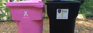 ward-waste-solutions-waste-management-knoxville-pink-breast-cancer-trash-cans